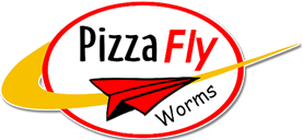 Pizza Fly Worms